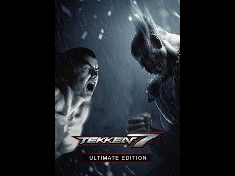 Playing || TEKKEN 7 Ultimate Edition  || Starting of Game |