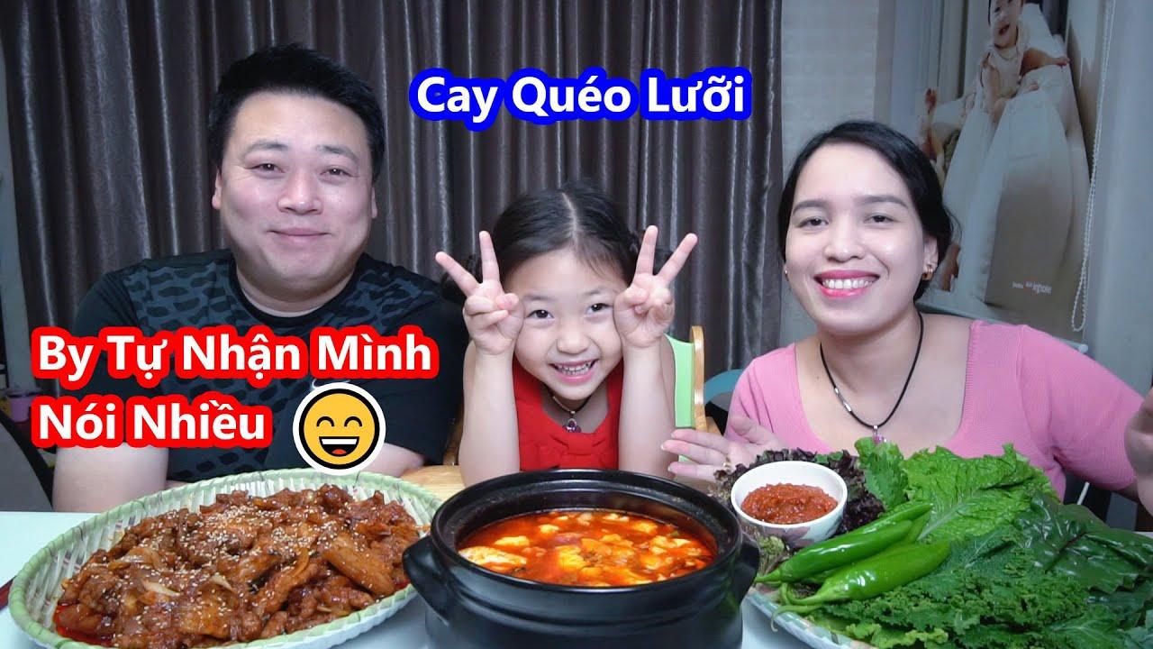 Thịt Heo Xào Cay Gói 7 Loại Rau Chấm Đậu Tương Hàn Quốc, Canh Đậu Hũ Non Vẹm Xanh [Hàn Quốc]
