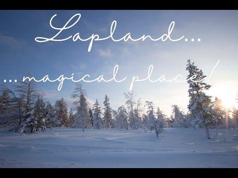 LAPÔNIA FINLANDESA: clipe da viagem dos sonhos