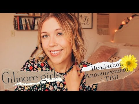 Announcing A GILMORE GIRLS READATHON!