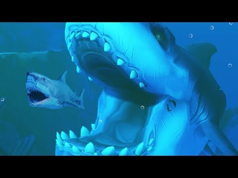 Cover Lagu NEW ALPHA GREAT WHITE SHARK! - Feed and Grow Fish - Part 69 | Pungence STAFABAND