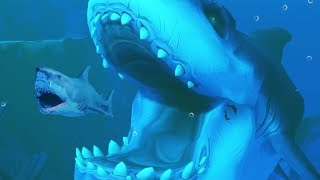 NEW ALPHA GREAT WHITE SHARK! - Feed and Grow Fish - Part 69 | Pungence