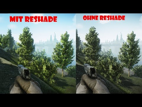 Escape from Tarkov - Reshade - Reshade Installieren - Best Graphics