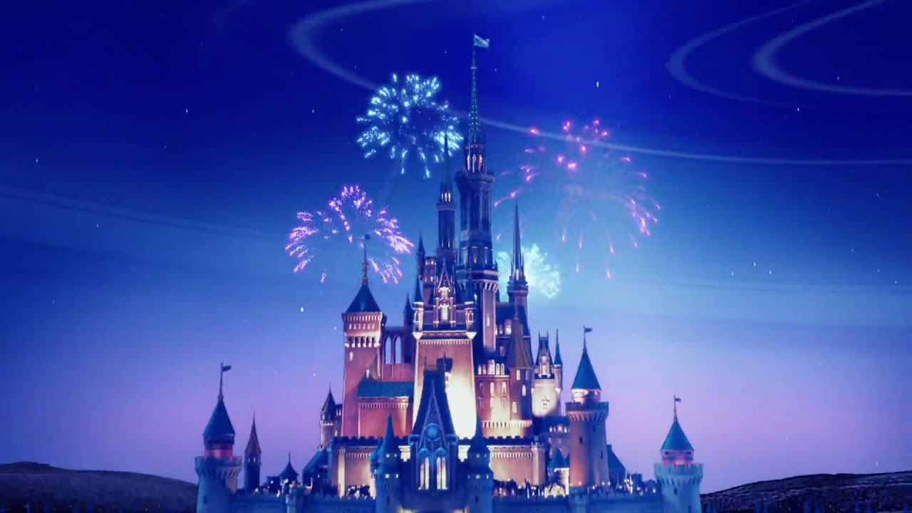 Disney Cartoon Characters Wallpapers In 3d Disney Blu Ray Intro Hd Youtube