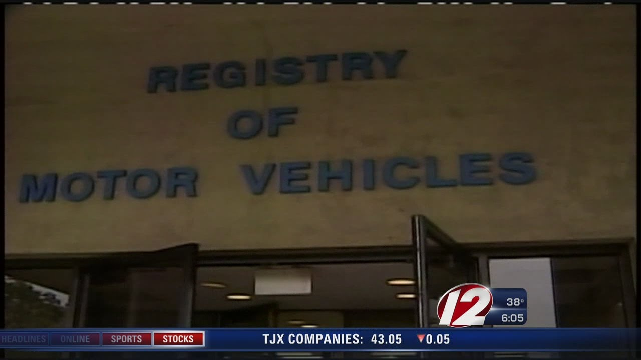 Fall River Rmv To Be Without Hearing Officer Youtube