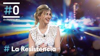 LA RESISTENCIA - Entrevista a Samantha   #LaResistencia 02.12.2020