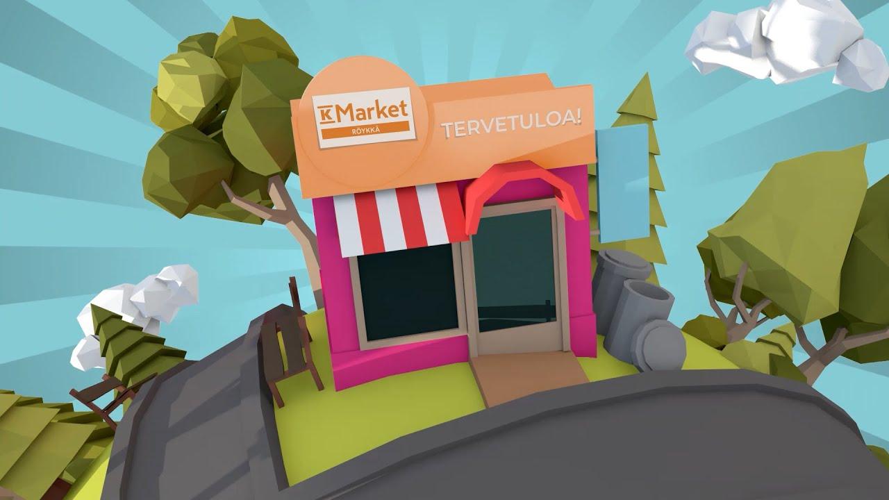 K-Market Röykkä