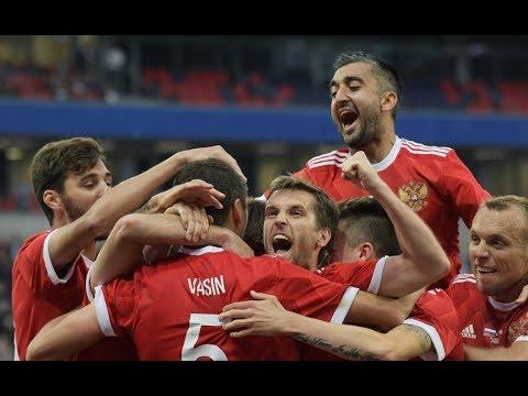 О проигрыше российских футболистов