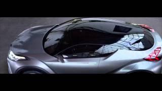 Toyota C-HR Concept 2015 Videos