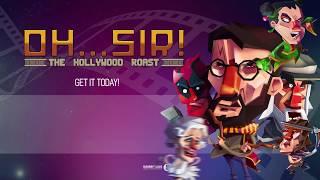 Oh...Sir! The Hollywood Roast  - Launch Trailer