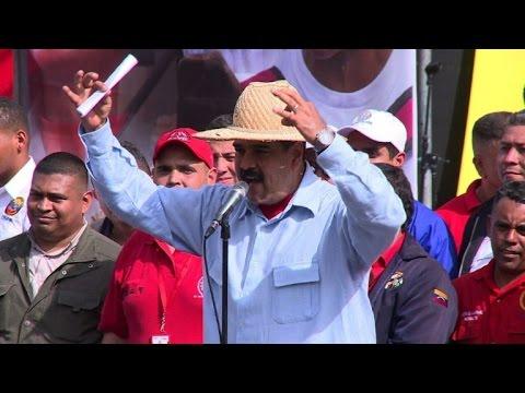 Venezuela: l'OEA convoque une réunion, Maduro hausse le ton