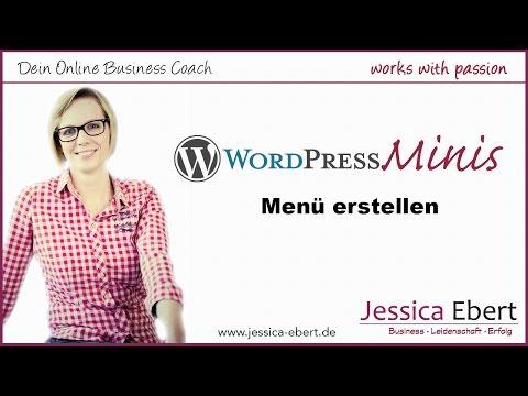 Wp Minis #7 - Menü in Wordpress erstellen / Navigation erstellen from YouTube · Duration:  7 minutes 58 seconds