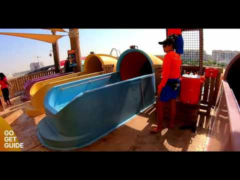 YAS WaterWorld Water Park, Abu Dhabi – #GoGetGuide