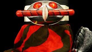 仮面ライダーアマゾン ポピー 光る!回る!万能ベルトコンドラー アマゾンライダーここにあり! 昭和ライダー Kamen rider Amazon belt thumbnail