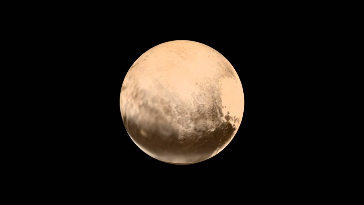 Hd new horizons pluto and charon rotation videos plus slow for Define pluto