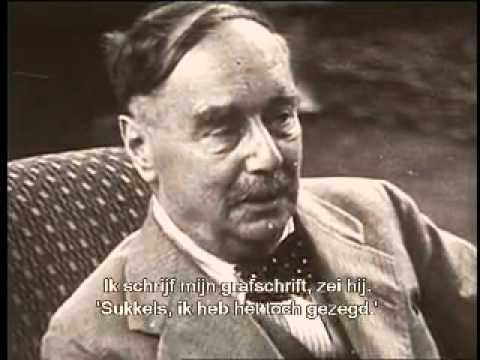 """HG Wells: """"Goddamn you all, I told you so!"""""""