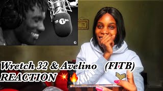 AFRICAN REACTS TO UK - Wretch 32 & Avelino FITB