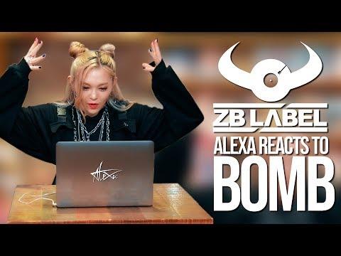 "AleXa (알렉사)  - ""Bomb"": MV Reaction"