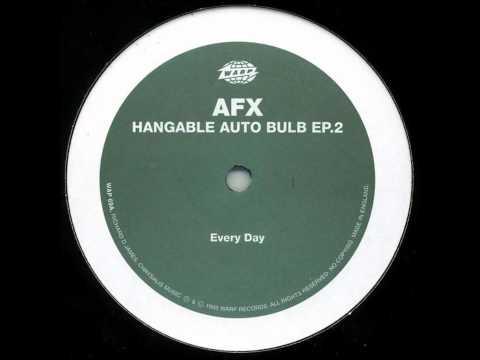 Aphex Twin - Hangable Auto Bulb 2 - Everyday.