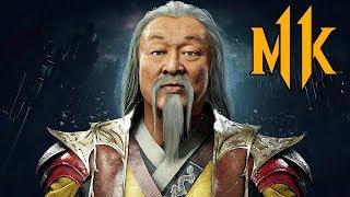 MORTAL KOMBAT 11 - Shang Tsung Trailer @ ᴴᴰ ✔