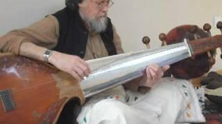 Sursringar, rare musical instrument from India