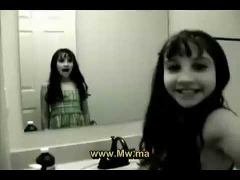 Youtube for Miroir qui fait peur