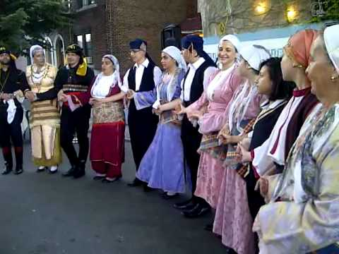 Greek American Folklore Society Ιούλιος 2011