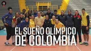Voleibol femenino en Colombia: así busca el cupo a olímpicos de Tokyo 2020 - El Espectador