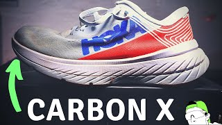 Hoka Carbon X Full Review | Ro…
