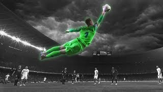 The Beauty of Goalkeeping