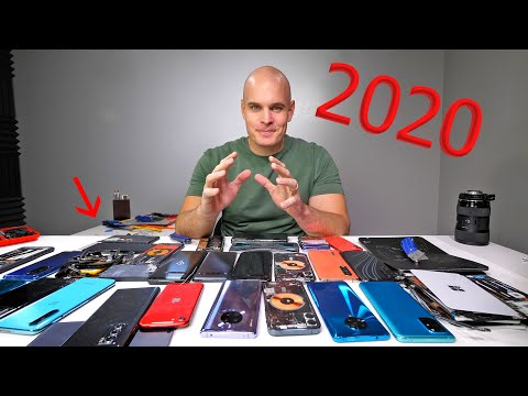From OnePlus Nord to Google Pixel 4a: JerryRigEverything named the toughest and most fragile smartphones of 2020