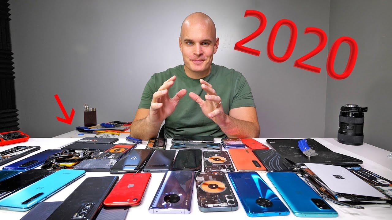 Download Smartphone Durability Awards 2020!