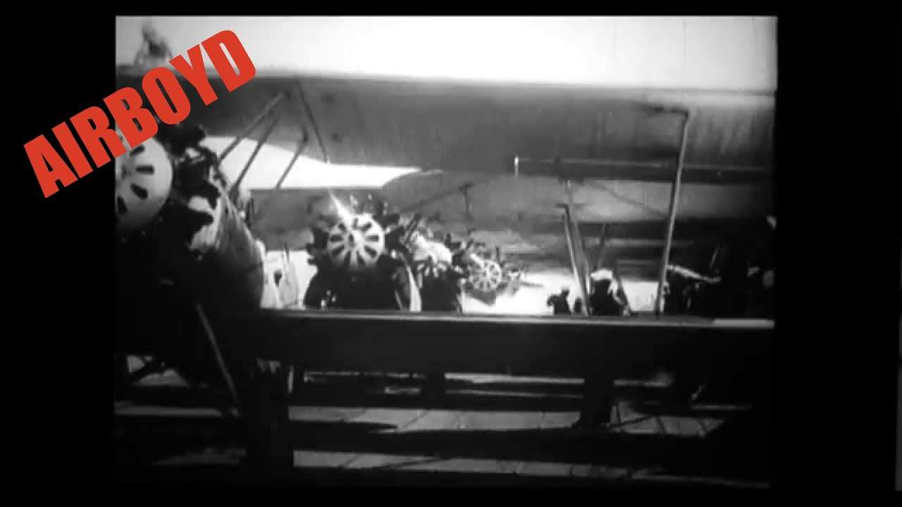 Biplanes The USS Saratoga CV 3