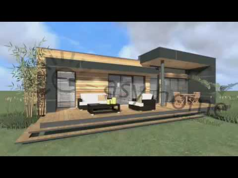 E asy home la maison modulaire youtube for Maison conteneur youtube