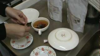 ティーバッグ 紅茶 入れ方