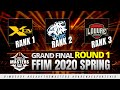 2020 Free Fire Indonesia Masters 2020 Spring | Grand Final | Round 1
