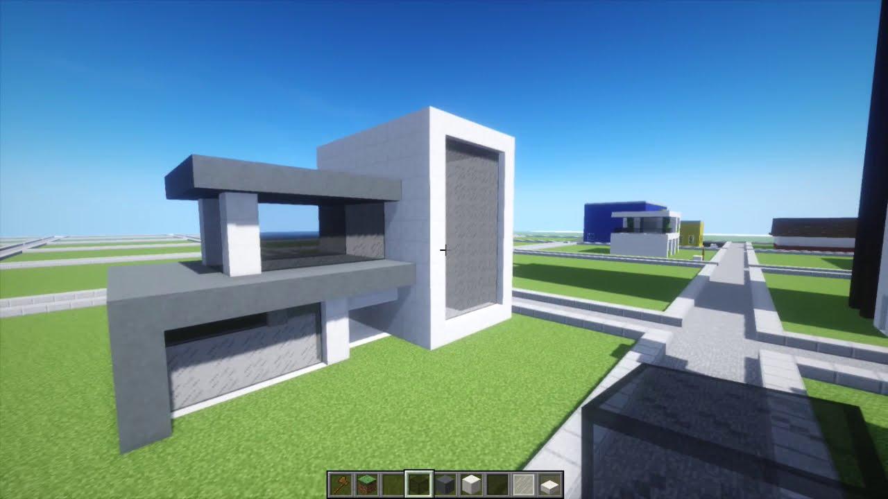 Comment Construire Une Maison Moderne ? 🏠🏠 Tuto Build ...
