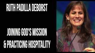 Ruth Padilla DeBorst | On mission & hospitality | The GlobalChurch Project