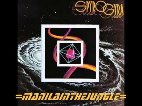 SPYRO GYRA - Shaker Song (1977)