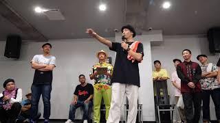 JUDGE MASATO HANAI MASAO Ricky KITE DAI interview GROOVE LINE OSAKA vol.5 DANCE BATTLE