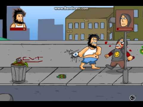 Hobo The Game:armor Games