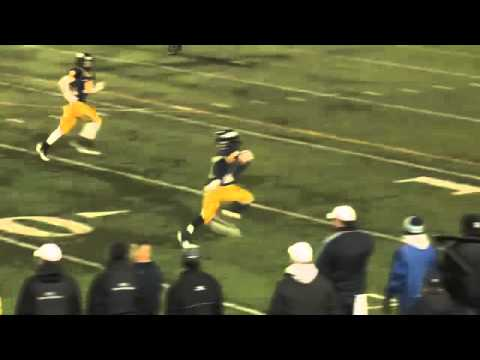 Altoona vs. Central Catholic High School Football Highlights 2011