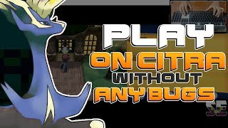 How to Play Pokemon Y/X without Save File, Bugs on PC 2018 by Pokemoner.com - Gameplay and Tutorial