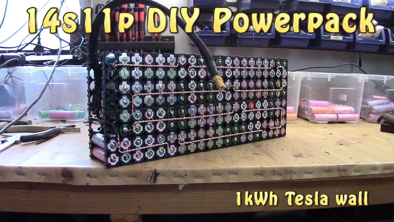 These Supercharged DIY Powerwalls Are Giving Tesla Some