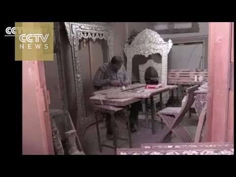 Shadow over Syrian culture: Craftsmen lose livelihoods in old Damascus