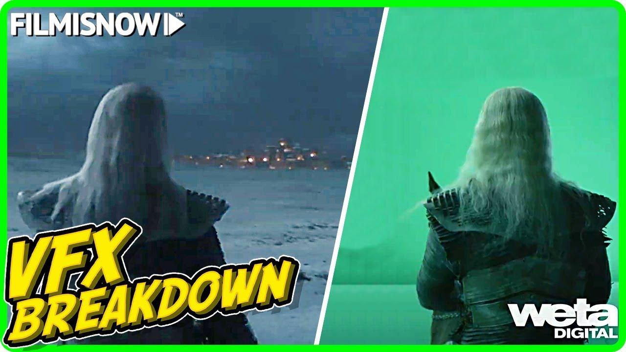 GAME OF THRONES - Season 8 | VFX Breakdown by Weta Digital (2019)