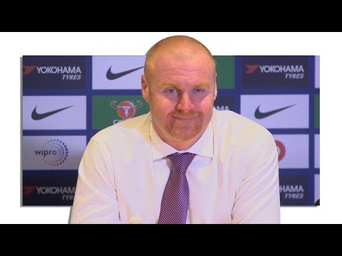 Chelsea 2-3 Burnley - Sean Dyche Full Post Match Press Conference - Premier League