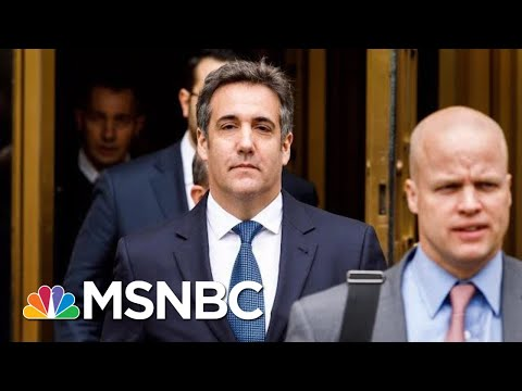 Michael Cohen To Reach Plea Deal | MSNBC