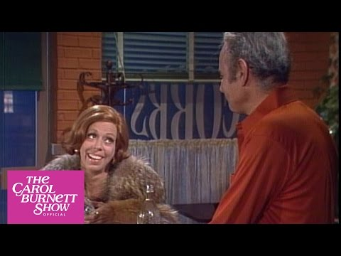Take My Drink… Please from The Carol Burnett Show (full sketch)