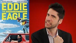 Eddie the Eagle - movie review